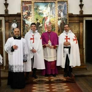 Se celebra en Acqui Terme la llegada del nuevo Obispo S.E.R. Monseñor Testore Luigi de la Archidiócesis de Milán