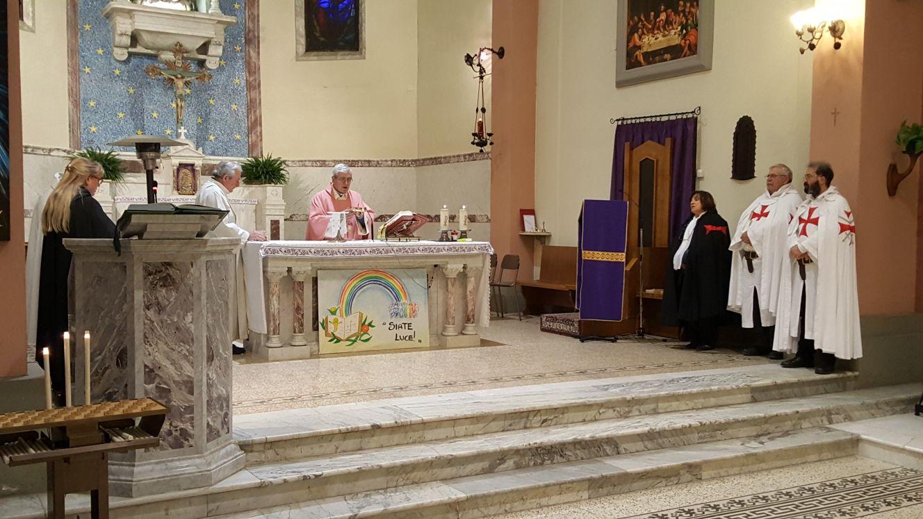 Medesano - Chiesa di San Pantaleone - Templari Cattolici foto2
