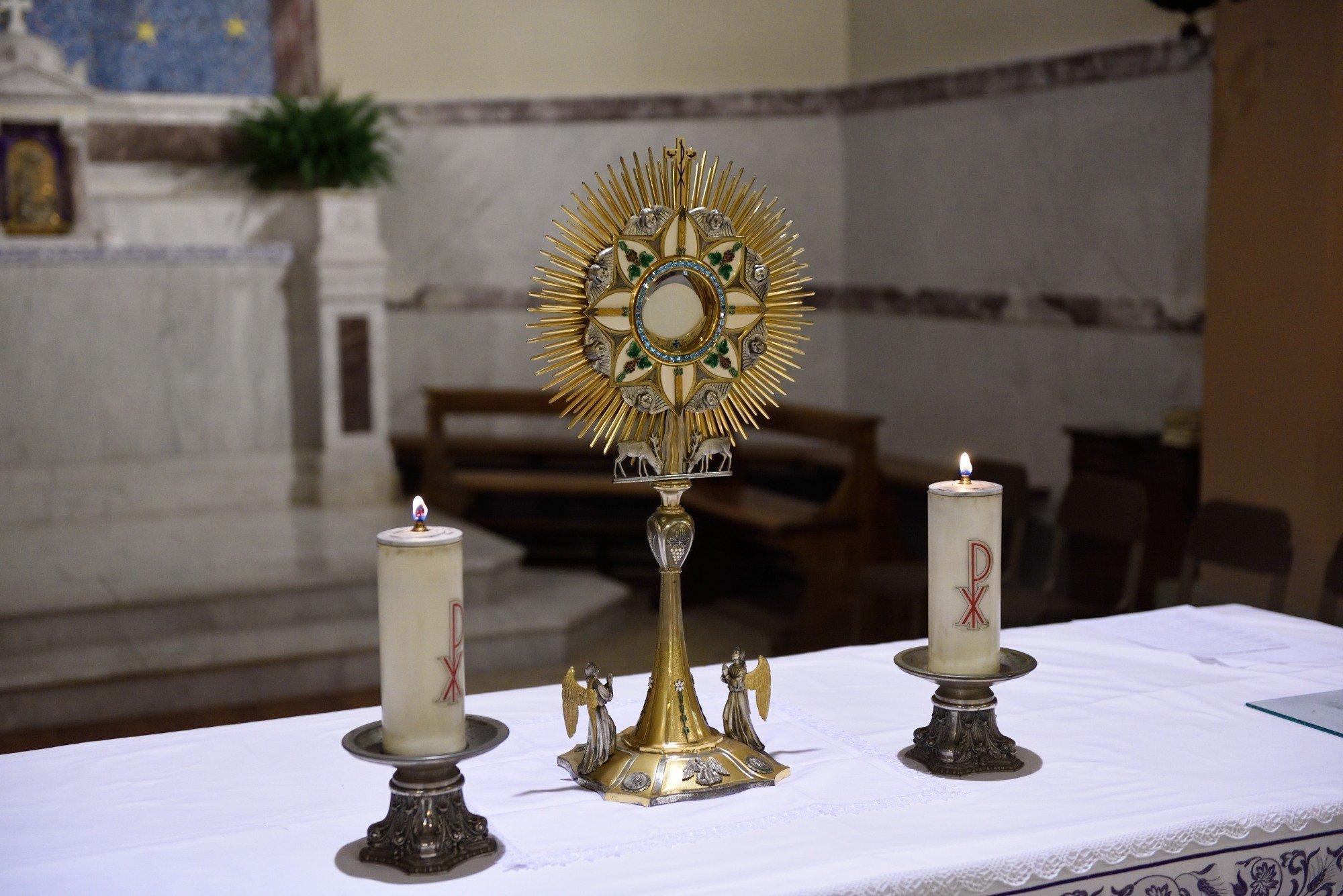 Medesano - Chiesa di San Pantaleone - Templari Cattolici foto3