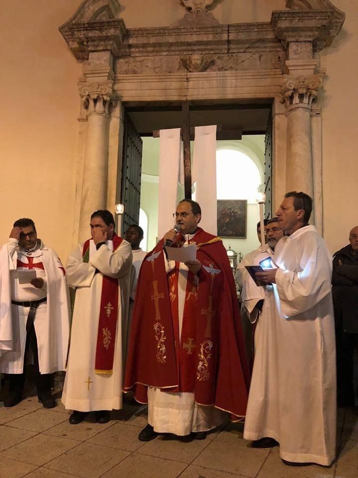 Chiesa Matrice San Nicola - Roccella Jonica - Templari Cattolici foto 09