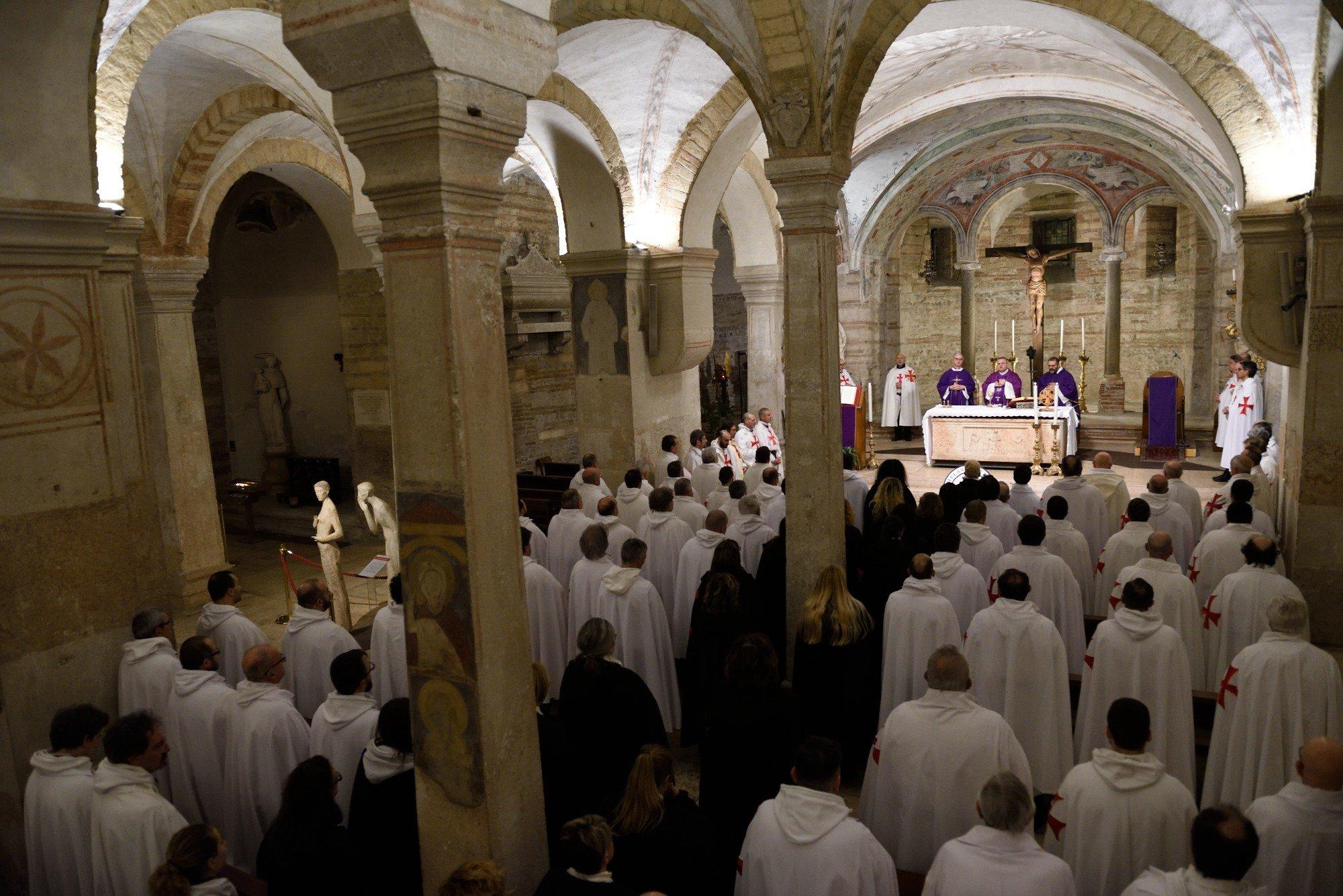 Chiesa di San Fermo - Verona - Templari Cattolici foto 03