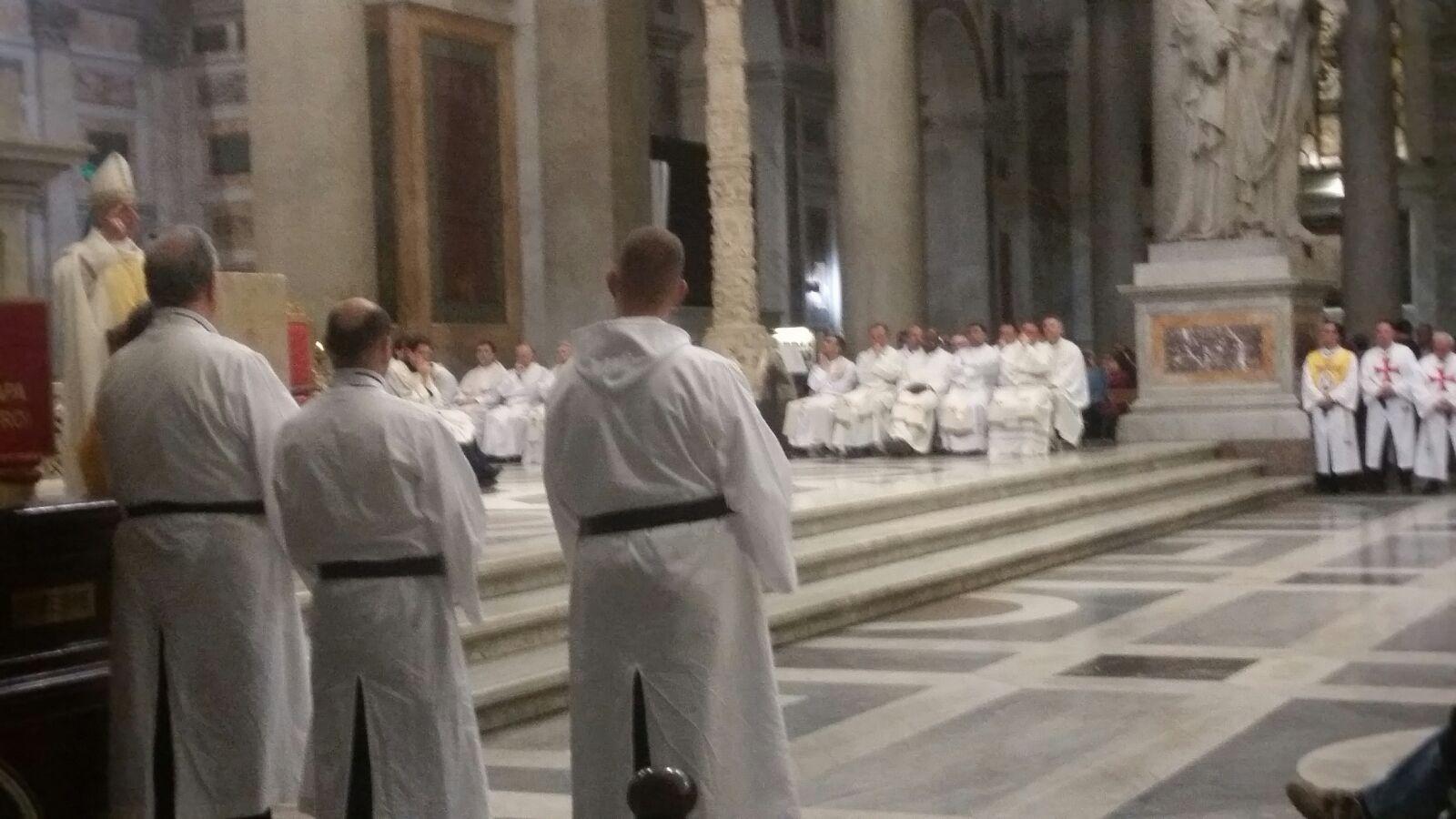 Templari Pontificio Consiglio per la Nuova Evangelizzazione